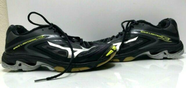 mizuno womens shoes size 9 black