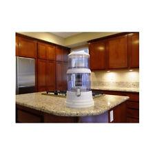 Water Filter System Zen Countertop 4 G Filtration Purification Alkaline Purifier