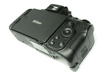 Nikon D5100 REAR BACK  COVER AUTHENTIC ORIGINAL PART OEM + LCD and Key button