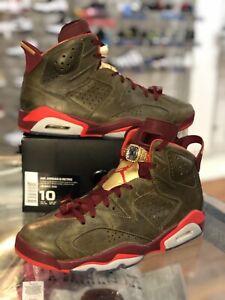 size 40 c6339 cfd48 Image is loading Nike-Air-Jordan-6-Retro-C-amp-C-