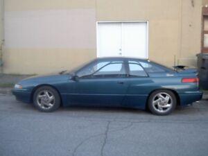 Subaru SVX 1992, Coupe