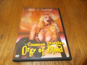 LUST-IS-ETERNAL-COUNTESS-DRACULA-039-S-ORGY-OF-BLOOD-DVD