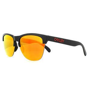 d05eddc86adee Image is loading Oakley-Sunglasses-Frogskins-Lite-OO9374-04-Matt-Black-
