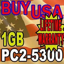 DDR-2 DDR2 1GB PC5300 1 GB PC2-5300 667 MHz DESKTOP MEMORY RAM 240 PIN Module
