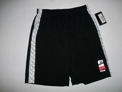 Hind Mens Athletic Shorts Black Size Large W//Drawstring 42617-BK
