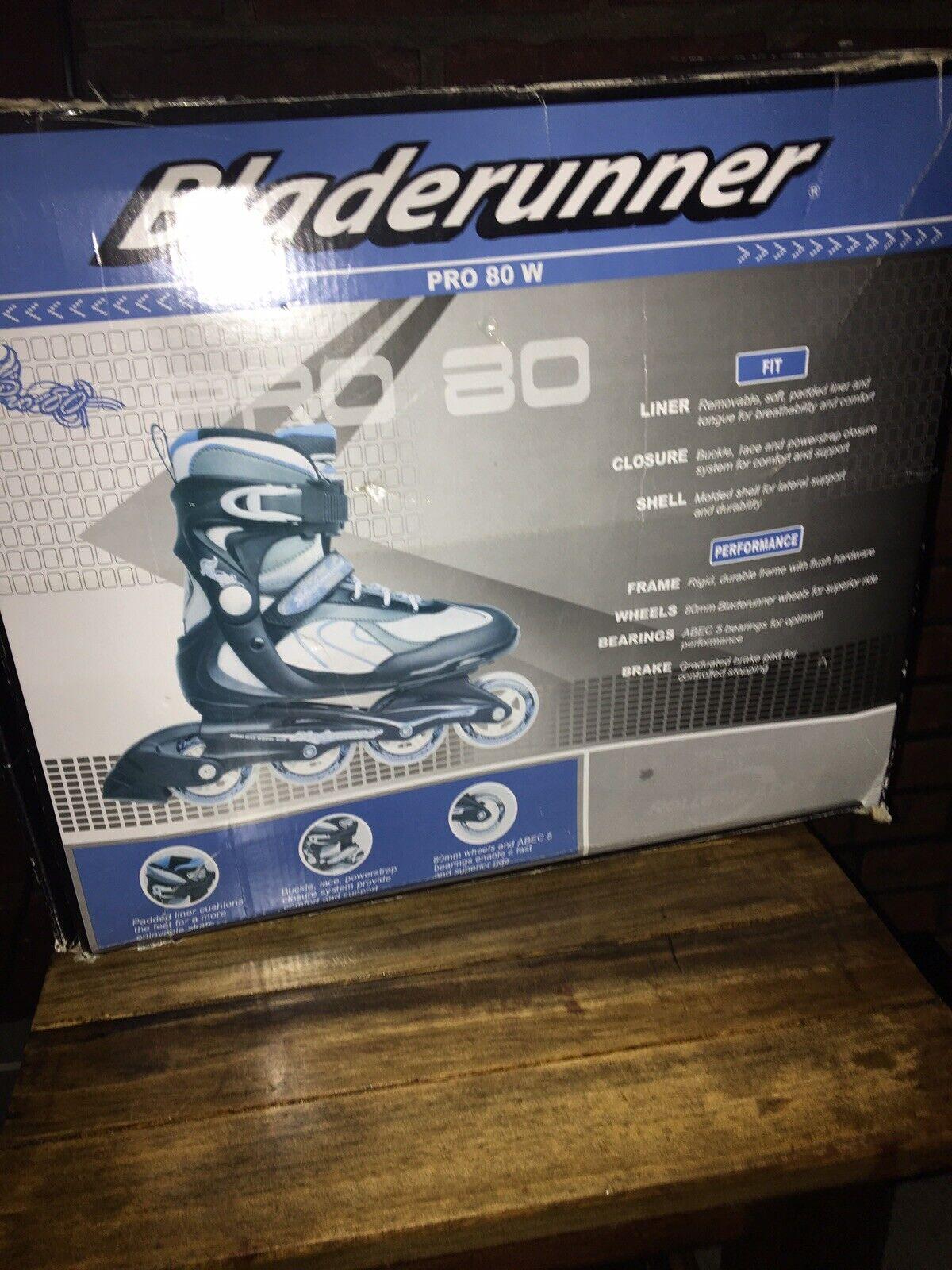 Brand New Bladerunner Rollerblades Pro 80 For Men