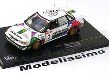 1:43 Ixo Subaru Legacy RS #3, Tour de Corse Chatriot/Perin 1991