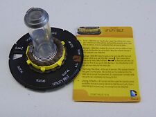 HEROCLIX UTILITY BELT BATMAN DC COMICS PROMO L.E.  NEW!!! HC96
