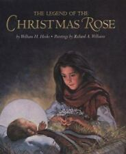 The Legend of the Christmas Rose-ExLibrary