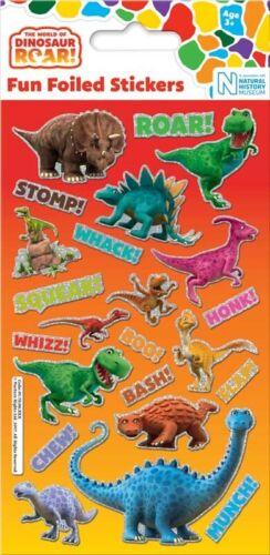 Fun sticker sheet party bag fillers potty training stickers Hey Duggee Bing