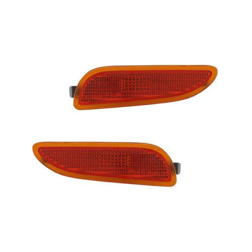 NEW PAIR OF SIDE MARKER LIGHTS FITS MERCEDES BENZ CLK320 CLK430 209820012164