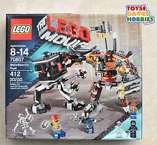 *NEW* The LEGO Movie - Metalbeard's Duel 70807 Micromanager Frank Skeleton Robo