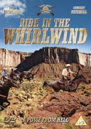 1 of 1 - Ride In The Whirlwind (DVD, 2010) New and Sealed