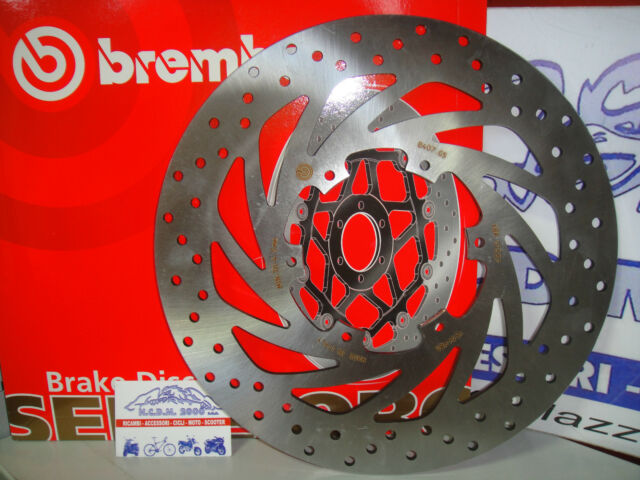 Brake Disc BREMBO Front BMW F 650 Cs 2002 2003 2004 2005 2006 2007 68B407G5