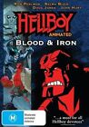 Hellboy Animated - Blood And Iron (DVD, 2007)