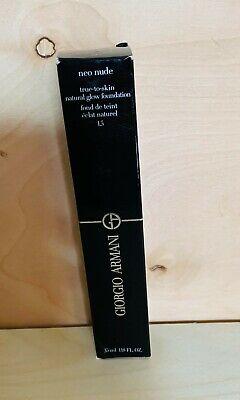 Armani neutral Neo Nude True-to-Skin Natural Glow Foundation   Harrods UK