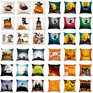 LD-Halloween-Pumpkin-Linen-Throw-Pillow-Case-Sofa-Cushion-Cover-Home-Decor-Si