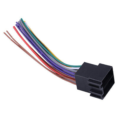 [DIAGRAM_38EU]  Car Radio Stereo Wire Wiring Harness Adapter Connector fit for VW Beetle  Golf Yd   eBay   Vw Beetle Radio Wiring      eBay