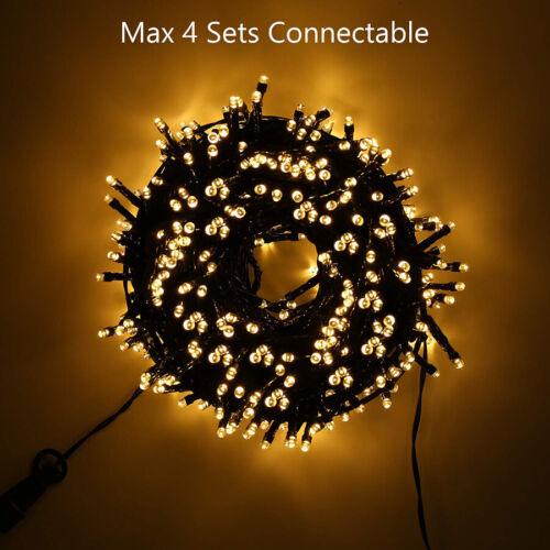 10//20//30//50//100M Christmas Tree led String Lights 24V Waterproof Patio New Year