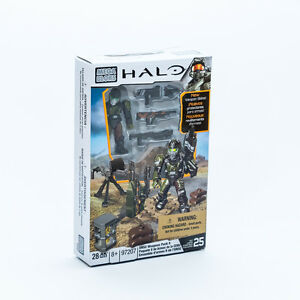 Mega-Bloks-97207-Halo-UNSC-Armory-Pack-II-28-Teile-NEU-OVP
