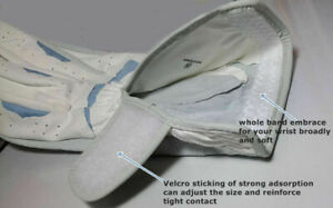 XSpiders-Mens-RH-golf-glove-Regular-Left-handed-golfer-Pick-Material-Size-TRY