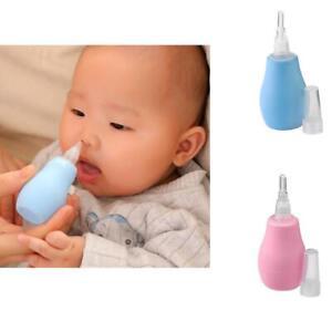 Baby Nasal Aspirator Suction Vacuum Bogie//Mucus Sucker Nose Cleaner UK Supplier