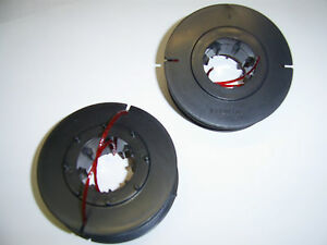 2 X Wolf Garten Rq F5 Trimmerspule Fadenkassette Fadenspule 7120503 H099 Ebay