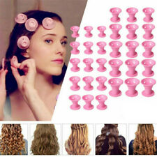 10-50 Magic Silicone Hair Curler Rollers No Clip Former Styling Curling DIY Tool