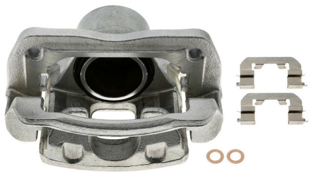 Disc Brake Caliper-R-Line Unloaded Caliper with Bracket Front Left fits XL-7