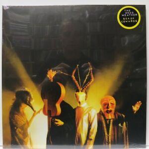 DEAD-WEATHER-039-Sea-Of-Cowards-039-Gatefold-180g-Vinyl-LP-NEW-SEALED