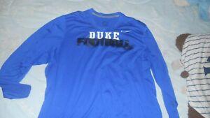 Nike Dri-FIT Duke Blue DEVILS FOOTBALL