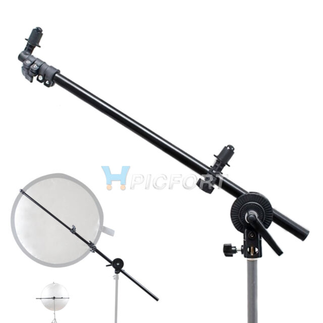 """Photography Studio Photo Extendable Reflector Holder Arm Support 24""""-66"""""""