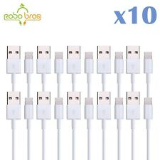 10 x 3FT 8Pin USB Data Sync Charger Cable Cord for iphone 7 6 6S 7 Plus 5C 5 5S