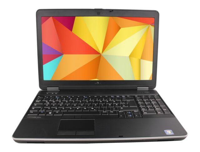 Dell Latitude E6540 Core i7-4810MQ 16gb 256 Gb SSD 1920x1080 Win10 Radeon