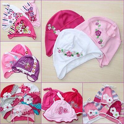 Vendita Calda Baby Girl Cappello Autunno/primavera Cap, Taglia 44 - 46cm, Bambini, Cotone-