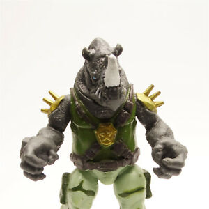 Rocksteady-RHINO-Teenage-Mutant-Ninja-Turtles-TMNT-5-034-Playmates-Toy-Figure-s2
