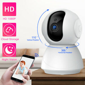 1080P-Wireless-WIFI-Pan-Tilt-Security-IP-Camera-IR-Night-Home-Baby-Pet-Monitor