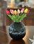 Lalique-Tanzania-Vase-with-Black-amp-White-Enameled-Zebra-Decoration-Signed-MINT thumbnail 7