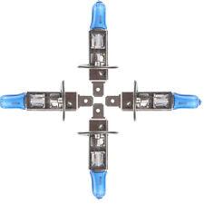 4-Pack H1 12V 100W Super Bright White Halogen Head Light Lamp Bulbs Car 2016