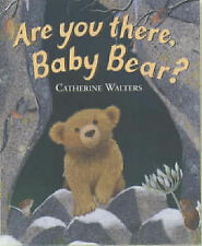 Very Good  Paperback Are You There, Baby Bear? (Alfie Bear) (Little Tiger Press)
