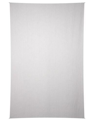 5 Sizes Blank White Tapestry Tablecloth w// Corner Loops For Custom Tie Dye Art