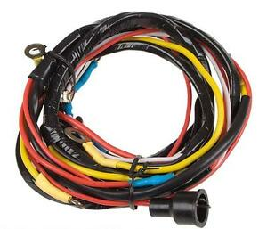 8n14401b wiring harness for ford 8n tractors with front mount rh ebay com