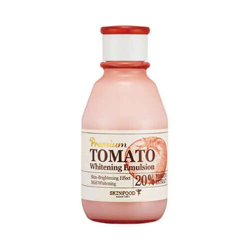 [SKINFOOD] Premium Tomato Whitening Emulsion - 140ml