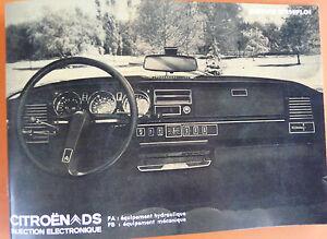 Notice d'emploi - Citroën DS 21 IE - France - État : Neuf: Objet neuf et intact, n'ayant jamais servi, non ouvert. Consulter l'annonce du vendeur pour avoir plus de détails. ... Marque du véhicule: Citroën - France