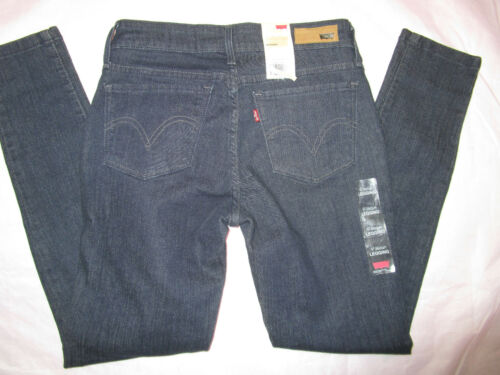 Femmes Jean Neuf Leggings Avec Étiquettes 4p Levis Du Medium Taille IpBdBxqg