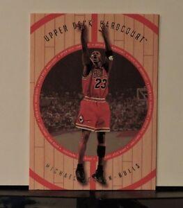 1998-Upper-Deck-Hardcourt-Michael-Jordan-Chicago-Bulls-23A-Basketball-Card