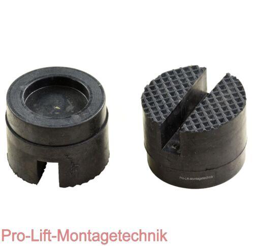 Rangierwagenheber ø51mm Caoutchouc obligations Adaptateur KLOTZ Caoutchouc Protection 825010-9 T 01789