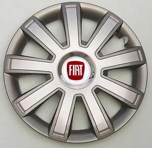 """Set of  4x14"""" wheel trims to fit FIAT 500"""