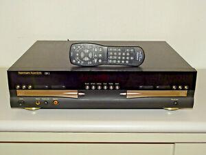 Harman/Kardon CDR2 CD-Recorder, Laser justiert neue Riemen mit FB 2J.Garantie