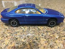 CORGI 1/43 - 94360 BMW 850I - BLUE near mint